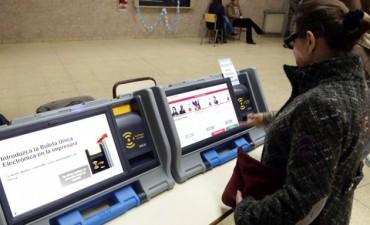 Gobierno envía al Congreso el proyecto voto electrónico: Los puntos centrales