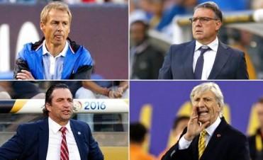 Cuánto cobran los entrenadores de la Copa América Centenario