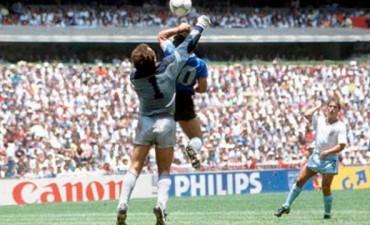 Se cumplen 30 años de la mano de Dios y del mejor gol de la historia