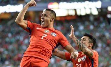 Chile derrotó a Colombia y se medirá ante Argentina en la Final