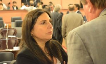 La diputada Lena quiere una ley provincial  para prevenir el acoso sexual callejero