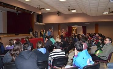 Desde el Municipio promueven Talleres de Participación Juvenil