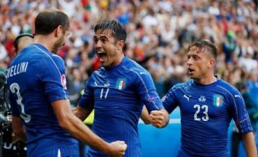 Italia eliminó a España y avanzó a los cuartos de final de la Eurocopa