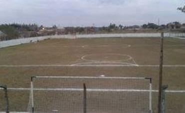 La Escuela de Fútbol Dieguito fue victima de robo en sus instalaciones