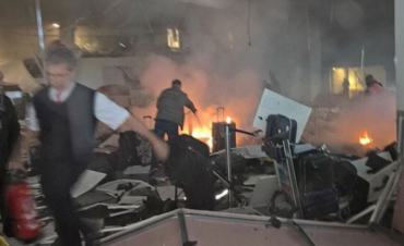 Ya son 50 los muertos por un atentado en el aeropuerto de Estambul