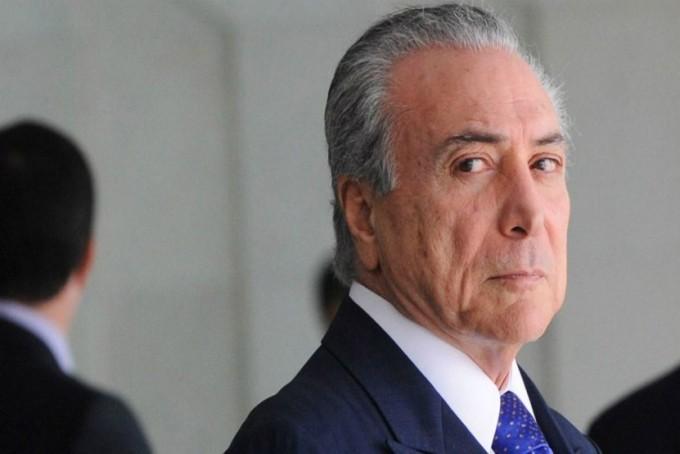 La policía brasileña halló indicios de que Temer recibió sobornos