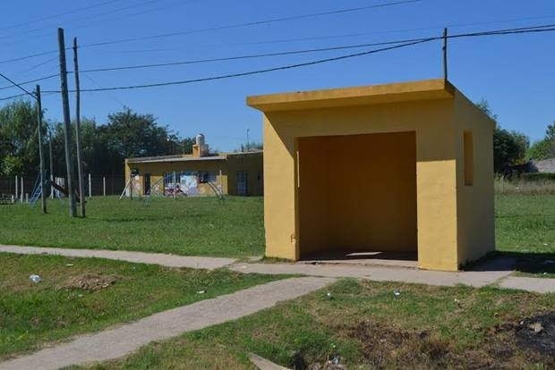 Aprobaron solicitar al Municipio construcción de garita en Las Delicias