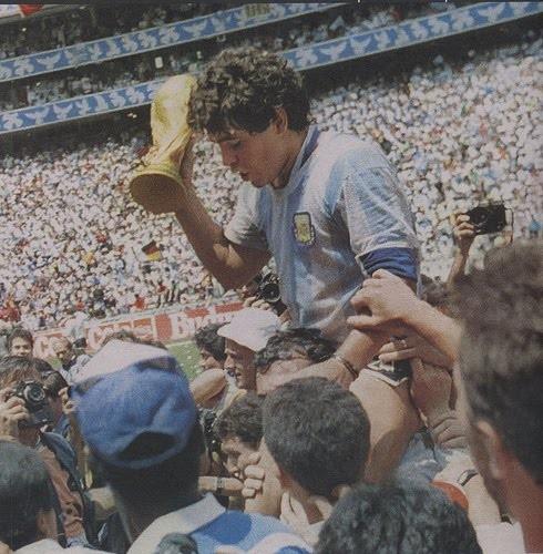 Argentina campeona del mundo (en México)