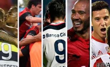 En la recta final, nueve equipos lucharán por cuatro cupos para la Libertadores 2018