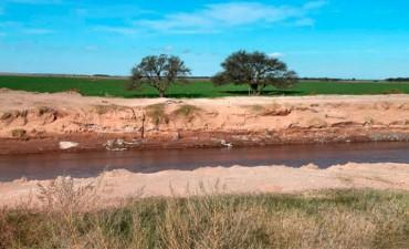 El cambio climático hizo aparecer nuevos ríos en Argentina