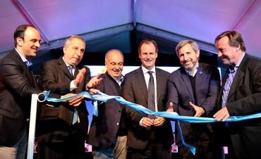 Tecnópolis Federal quedó oficialmente inaugurada