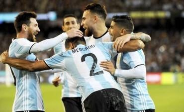 Argentina-Brasil: la Selección de Jorge Sampaoli debutó con victoria