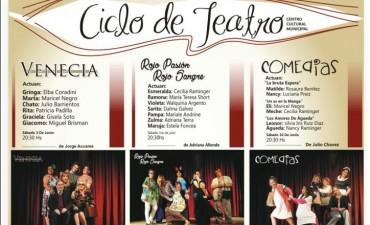 Velada teatral en el Centro Cultural