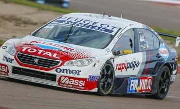 Súper TC2000 en Termas: Canapino ganó la carrera clasificatoria y Werner llegó cuarto