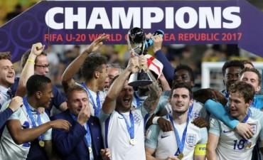 Inglaterra le puso fin al sueño de Venezuela y se consagró campeón del Mundial Sub 20