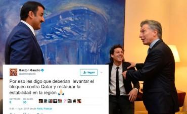 Las razones de Gaudio para pedir que levanten el bloqueo contra Qatar