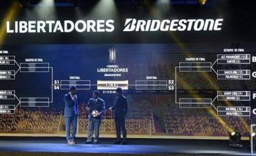 Se definieron los cruces de los equipos argentinos para los octavos de final de la Copa Libertadores