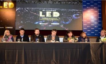 ENERSA realizó el tercer encuentro informativo para los Departamentos de Federal, Chajarí, Feliciano, Federación y norte de La Paz