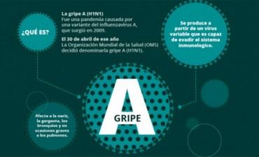 Se confirmaron dos casos de Gripe A en Entre Ríos
