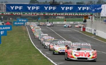 Con la vuelta de Mariano Werner, el TC pone en marcha la actividad en Paraná