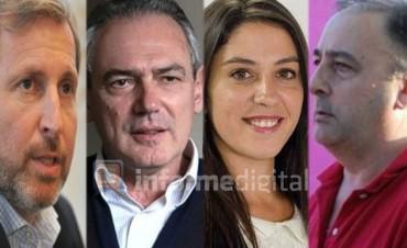 Frigerio acordó que la lista de Cambiemos sea: Benedetti, Acosta y Lacoste