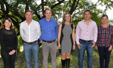 Bordet presentó la lista de candidatos de Somos Entre Ríos