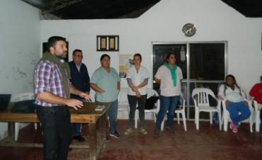 SE REACTIVÓ EL SERVICIO DE SALUD MUNICIPAL EN PARAJE