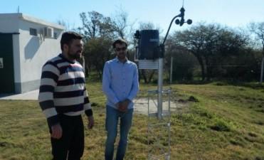 Conozca los detalles de como funcionara la nueva estación meteorológica de Federal