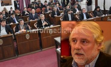 El Senado repudió a Allende