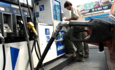 Combustibles: ¿suba o