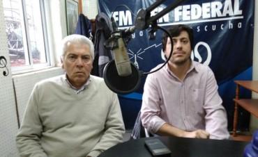 Inauguración , homenajes y actividades del Partido Justicialista en Federal