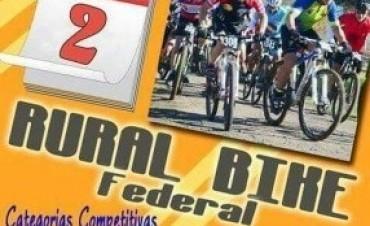 Competencia de rural bike en Federal