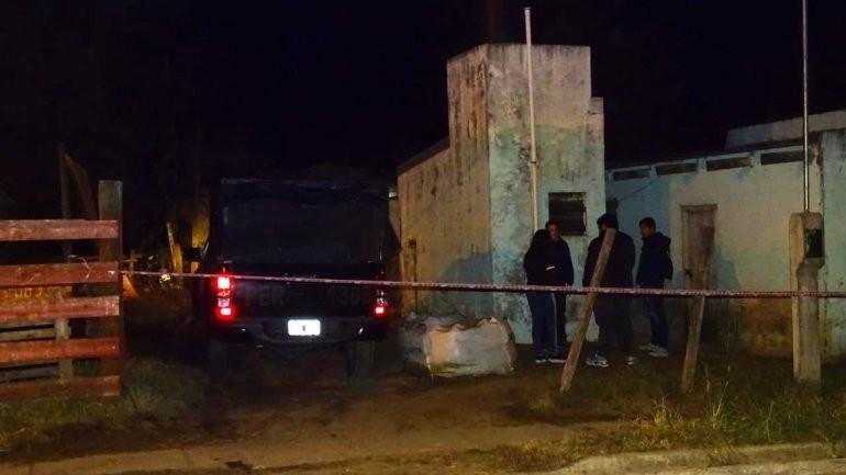 Detalles por  allanamiento por narcomenudeo en Federal : hay tres detenidos
