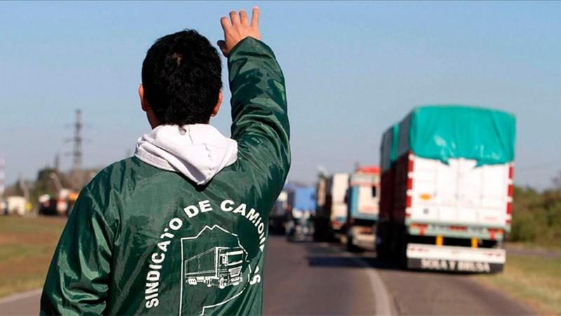 Camioneros ratificaron que este jueves harán un paro nacional