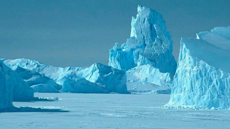 Desde 1992, la Antártida perdió tres billones de toneladas de hielo