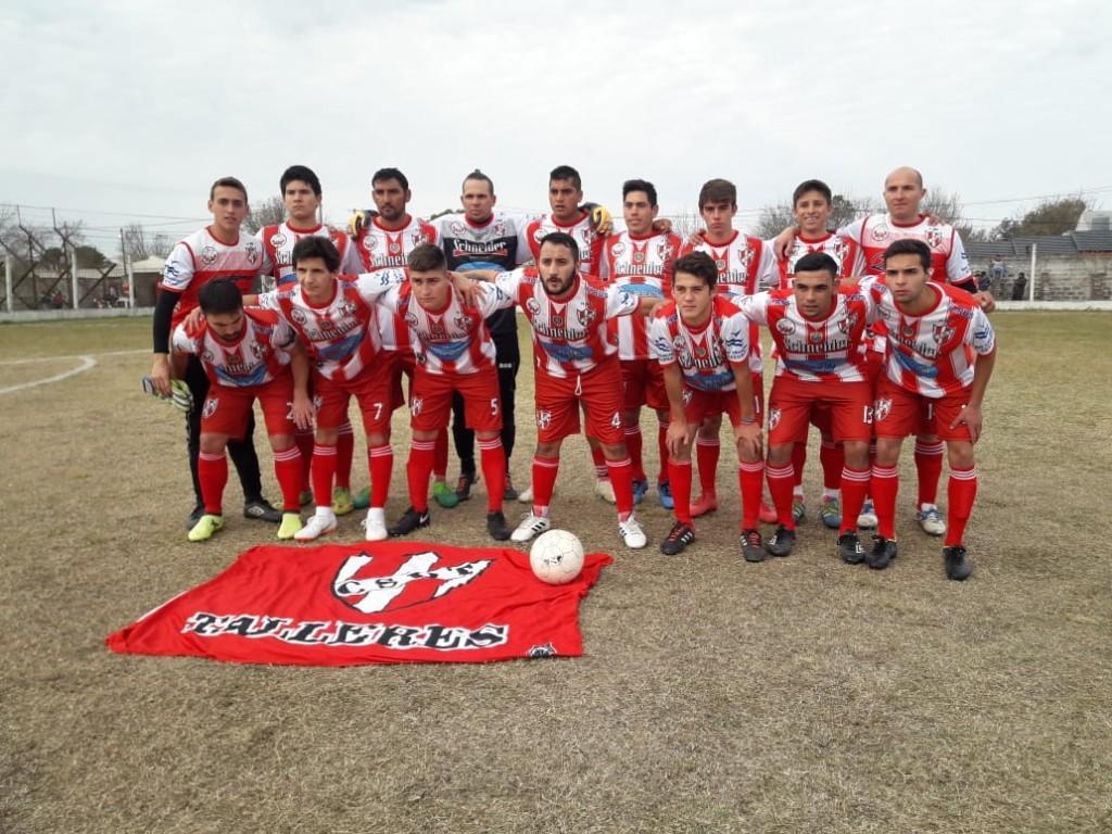 En su debut en la Copa Entre Ríos , Talleres empato con Tiro Federal de Santa Elena