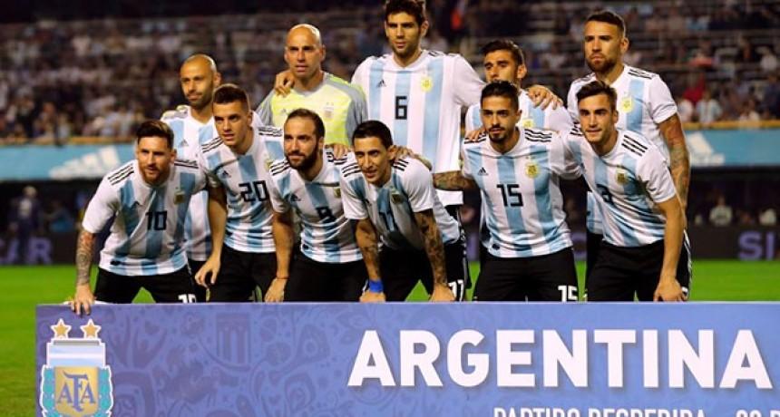 Rusia 2018: Sin cambios, la Selección Argentina oficializó ante FIFA la lista de 23 jugadores