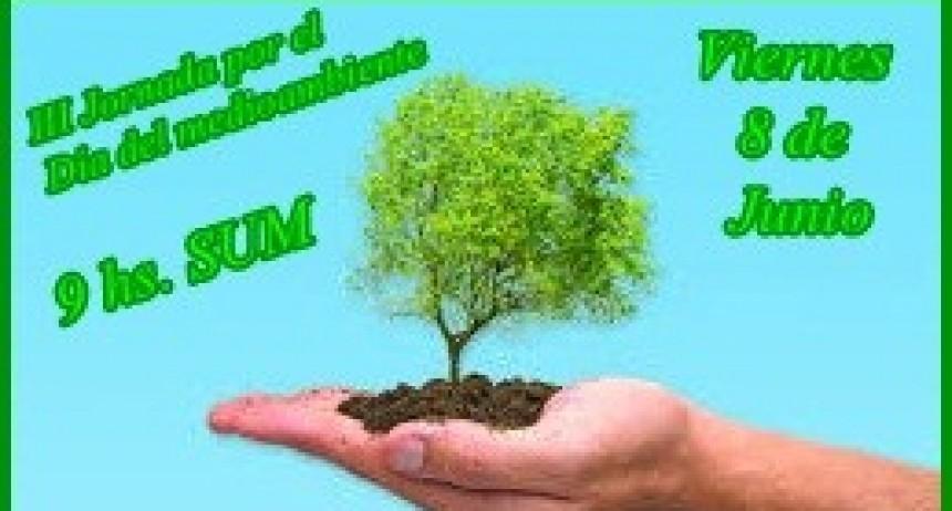 III Jornada por el dia del Medio Ambiente en C.Bernardi