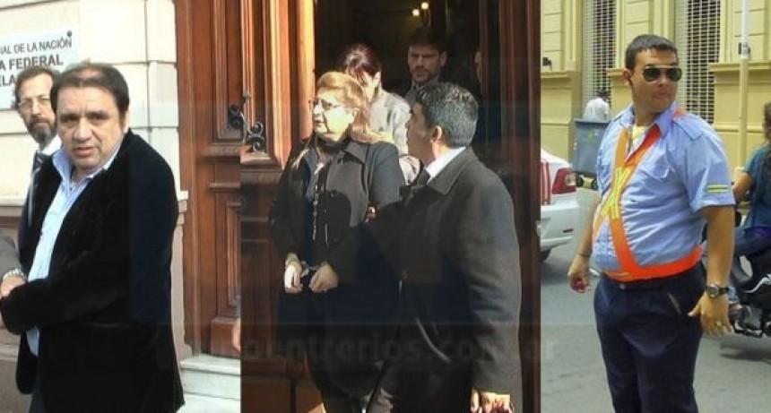 Causa Celis: Además de Bordeira y el concejal fue detenido un inspector municipal en Paraná.