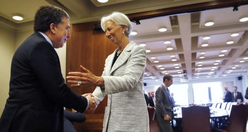 Acuerdo con el FMI: anunciarán un paquete de más de USD 30.000 millones
