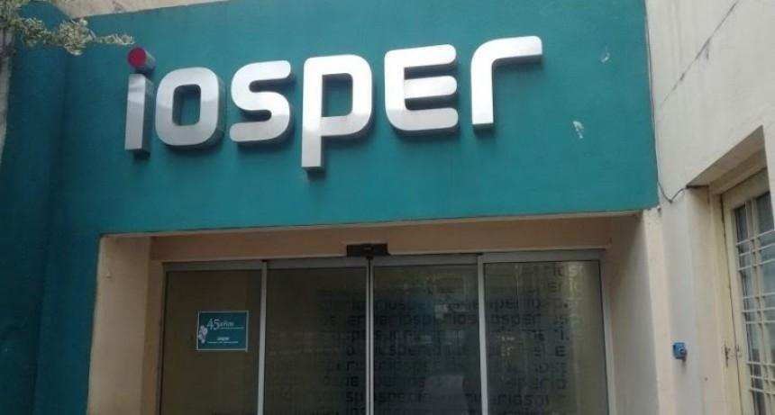 Iosper: 18 listas para 7 cargos