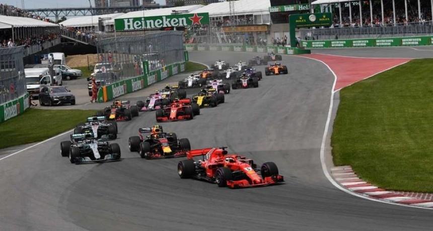 GP de Canadá de F1: triunfo plácido para Vettel