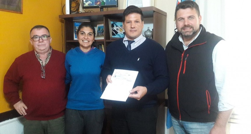 APORTES A CLUBES PARA MEJORAS DE SUS SEDES Y PREDIOS DEPORTIVOS