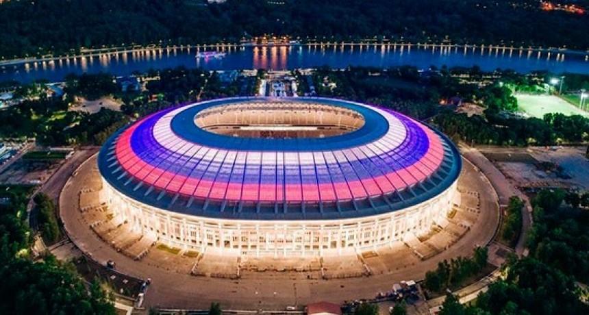 ¡Comienza el Mundial! Así será la fiesta inaugural de Rusia 2018