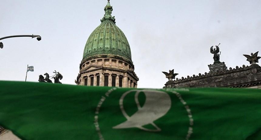 Cómo seguirá en el Senado el proyecto de despenalización del aborto