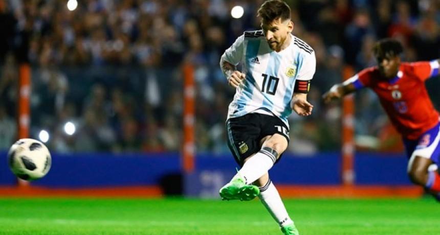 Argentina frente a Islandia: Día, hora y canal del debut de la Selección en la Copa del Mundo