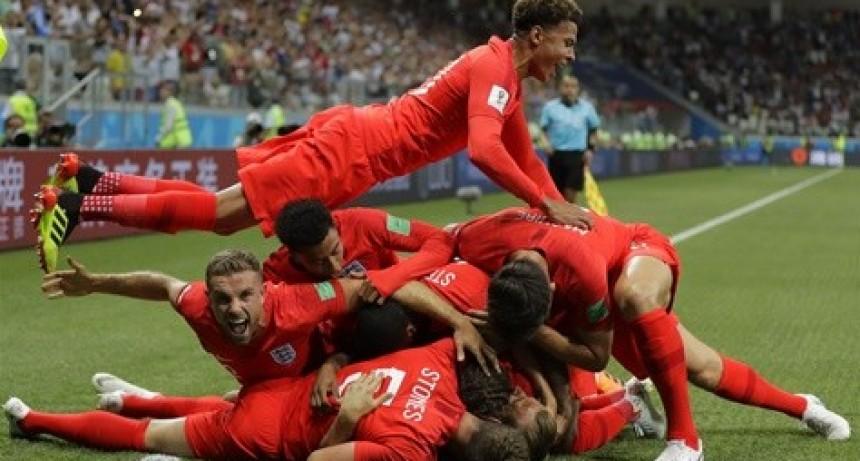 Rusia 2018: Inglaterra sufrió con Túnez en su debut, pero ganó sobre la hora
