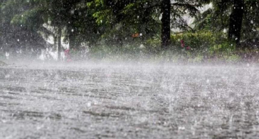 Pronostican lluvias, tormentas y nuevo frente frío para Entre Ríos