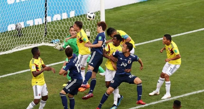 Japón dio la sorpresa y le ganó a Colombia en el estreno mundial