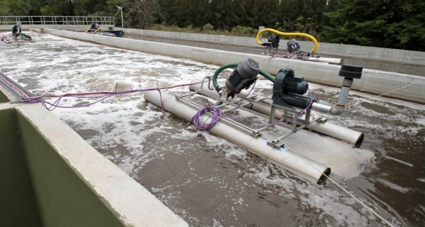 Se continúa avanzando en el plan de agua y saneamiento provincial que incluye Federal